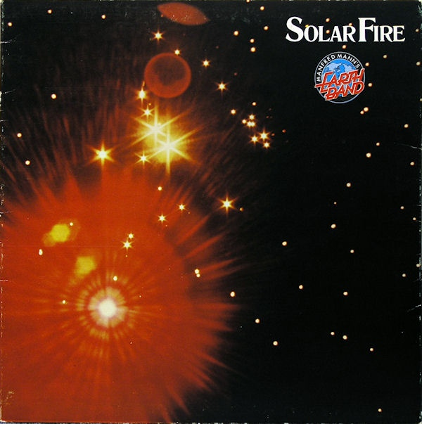 Manfred Mann's Earth Band — Solar Fire