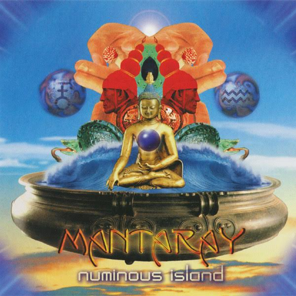 Numinous Island Cover art