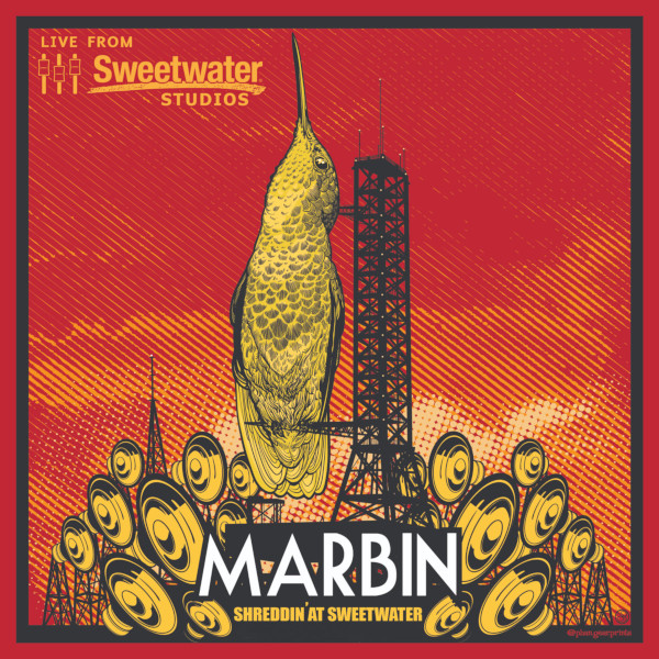 Marbin — Shreddin' at Sweetwater