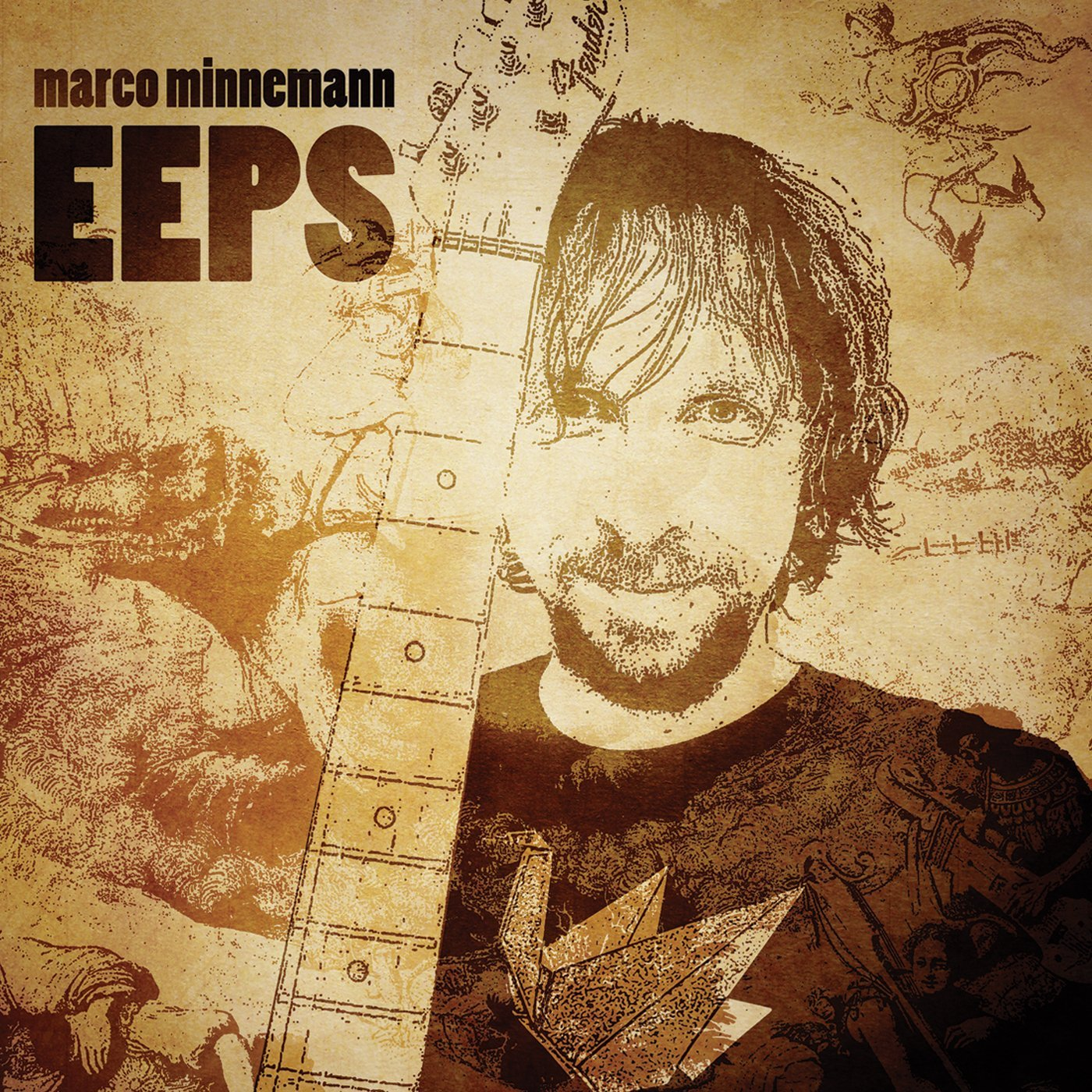 Marco Minnemann — EEPS