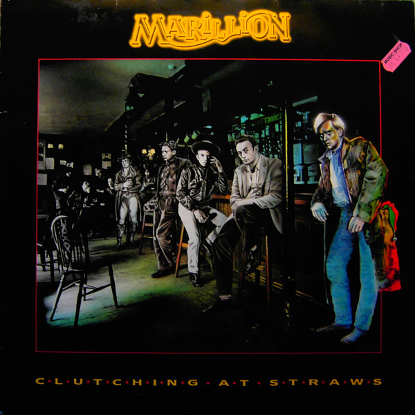 Marillion — Clutching at Straws