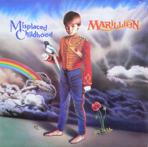 Marillion — Misplaced Childhood