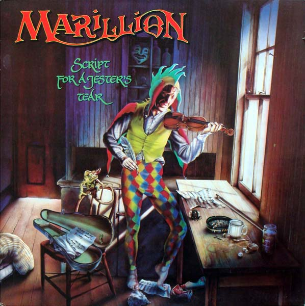 Marillion — Script for a Jester's Tear