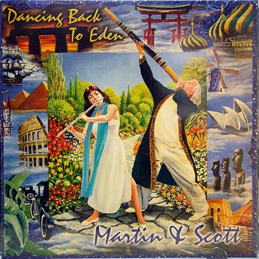 Deborah Martin / Preston Scott — Dancing Back to Eden