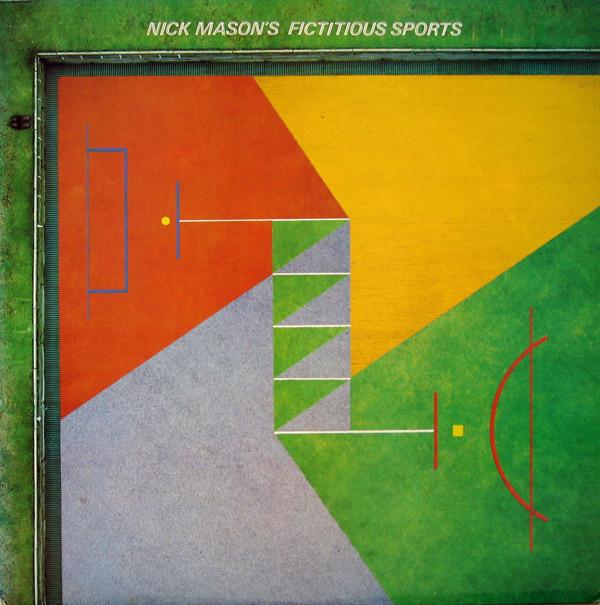 Nick Mason — Nick Mason's Fictitious Sports
