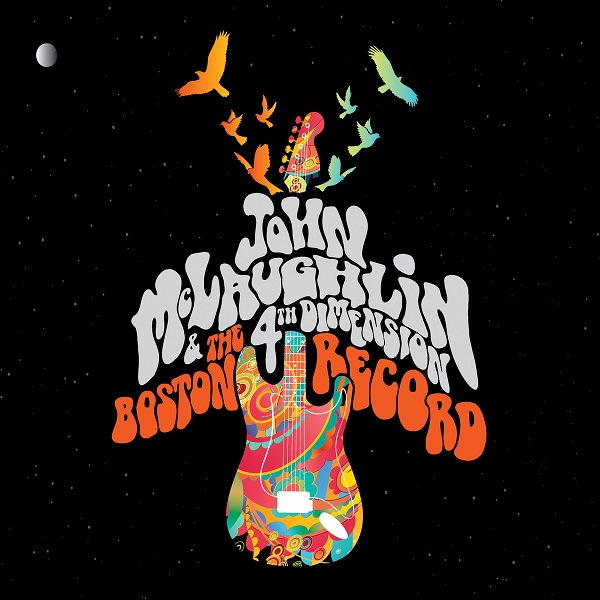 John McLaughlin and the 4th Dimension — The Boston Record