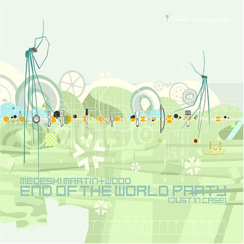 Medeski Martin & Wood — End of the World Party (Just in Case)
