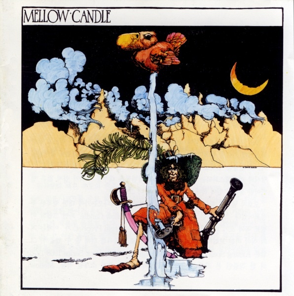 Mellow Candle — The Virgin Prophet