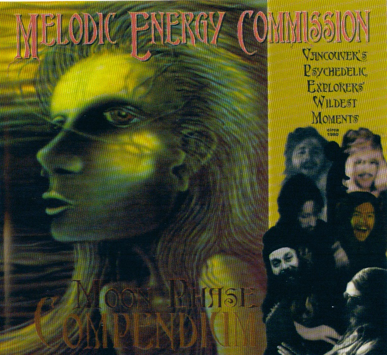 Melodic Energy Commision — Moon Phase Compendium