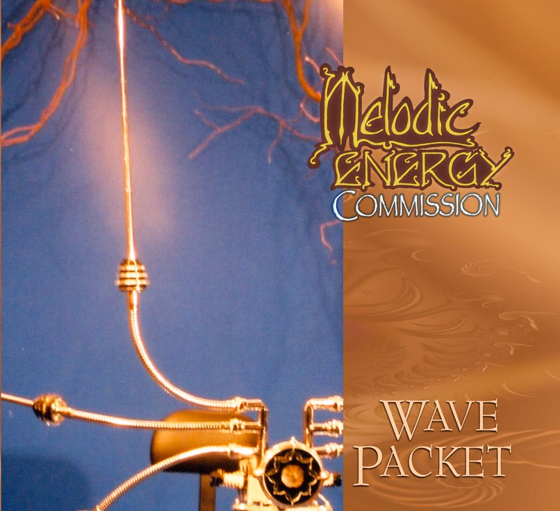 Melodic Energy Commission — Wave Packet
