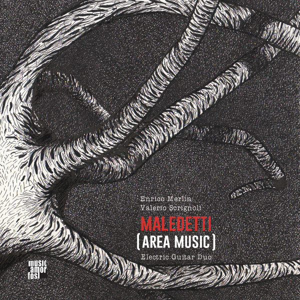 Maledetti (Area Music) Cover art
