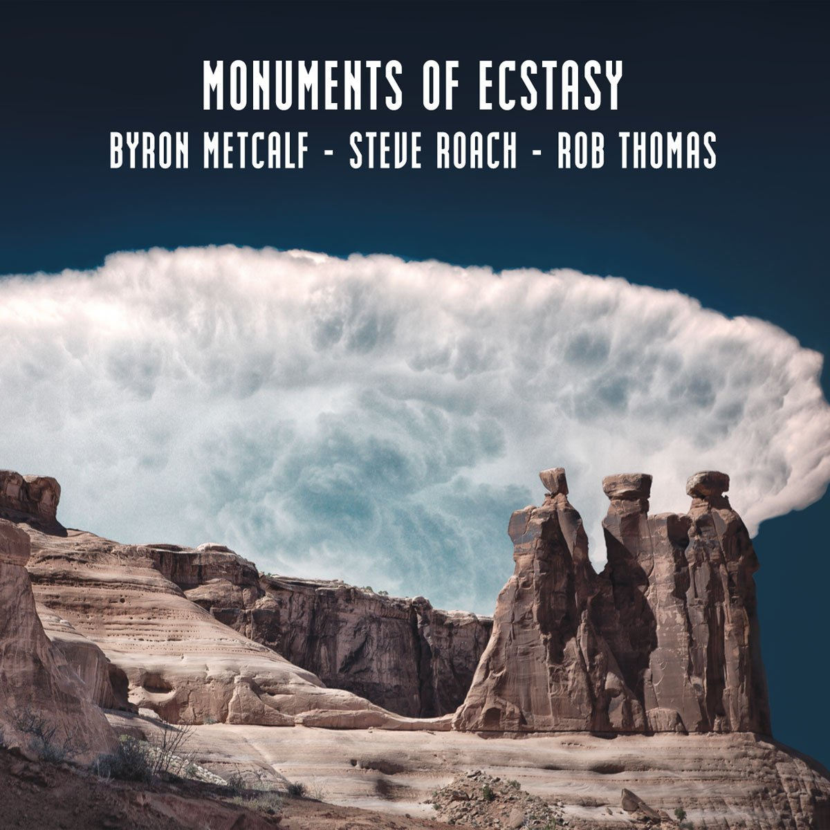 Monuments of Ecstasy Cover art
