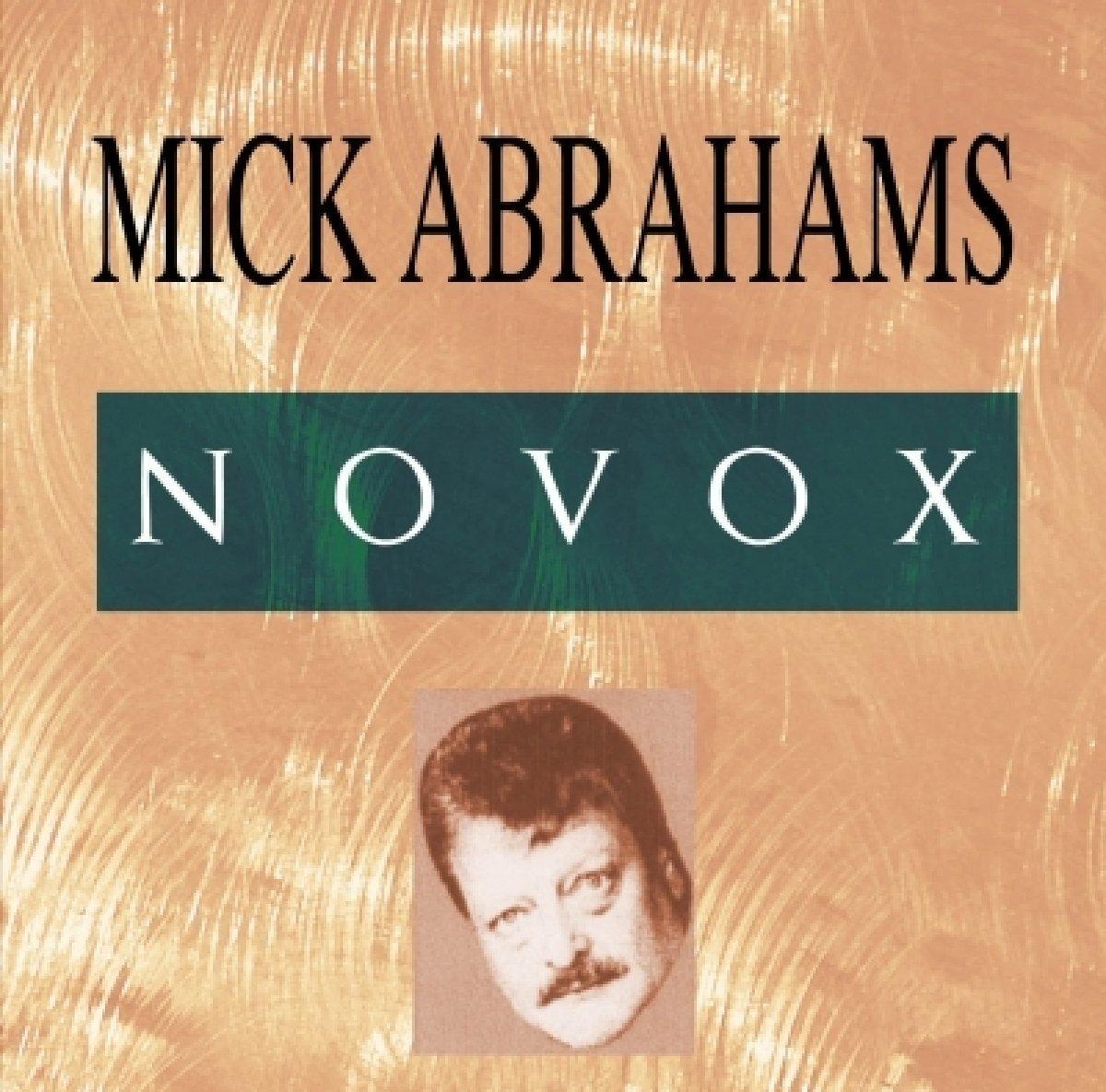Mick Abrahams — Novox