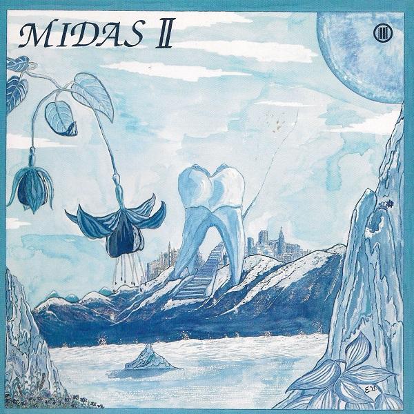 Midas II Cover art