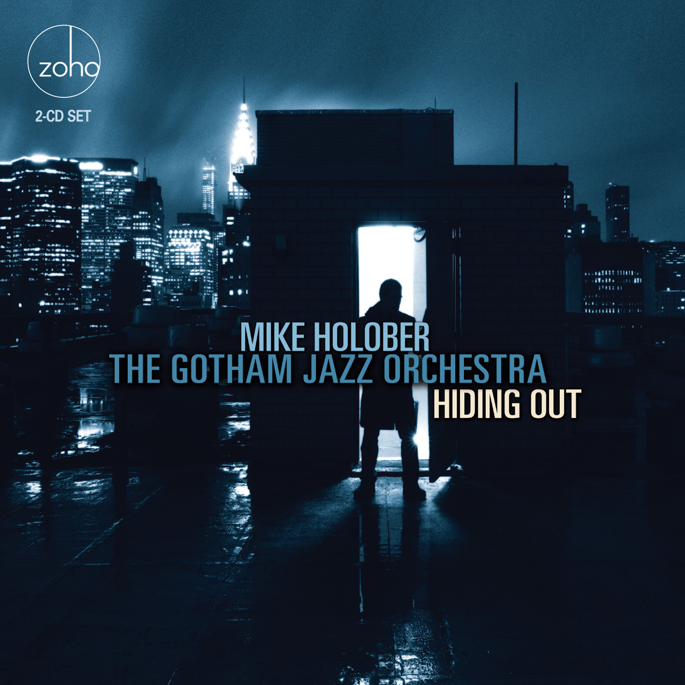 Hiding Out Cover art