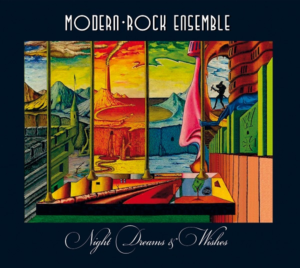 Modern-Rock Ensemble — Night Dreams and Wishes