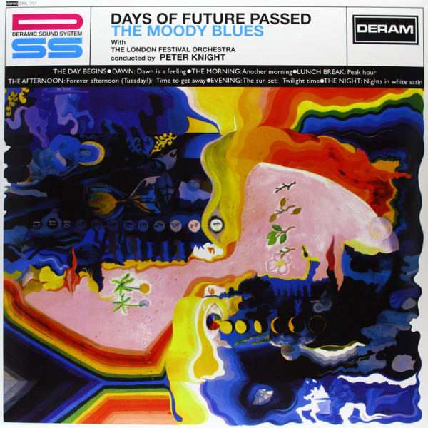The Moody Blues — Days of Future Passed