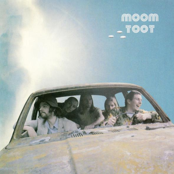 Toot Cover art