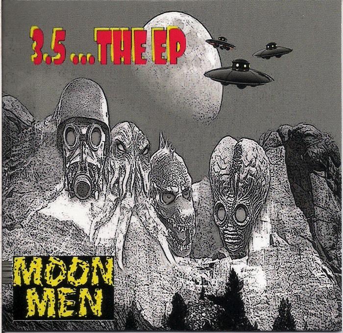 Moon Men — 3.5 - The EP