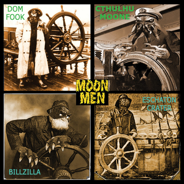Moon Men — Tales of the Space Pirates