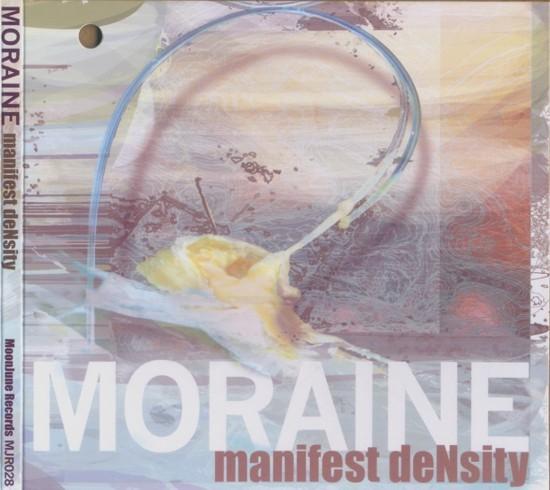 Moraine — Manifest Density