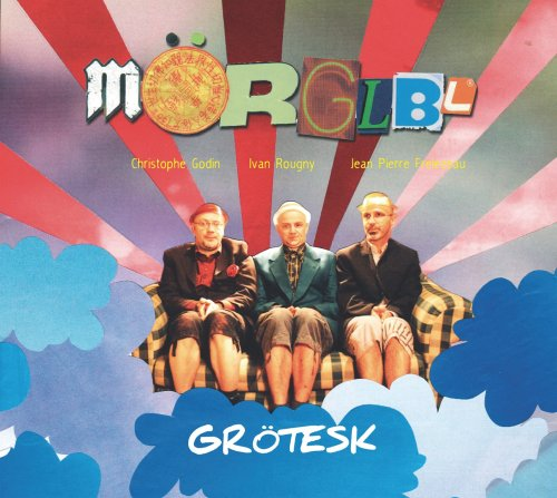 Grötesk Cover art