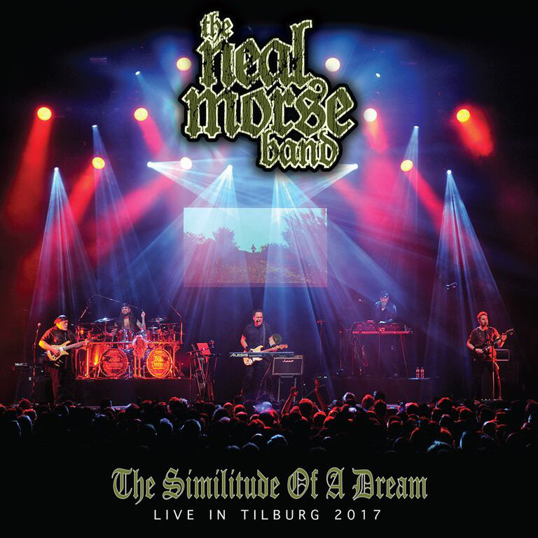 The Similitude of a Dream: Live in Tilburg 2017 Cover art