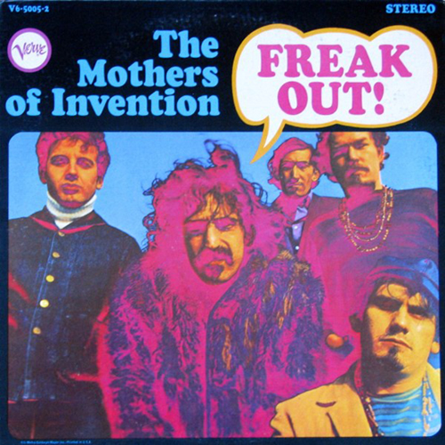 The Mothers of Invention — Freak Out!