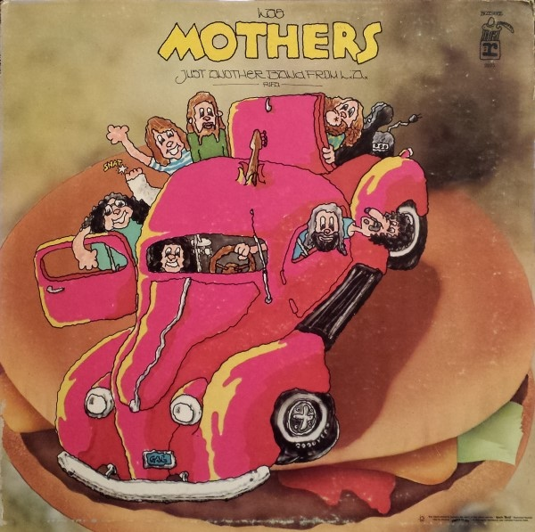 Las Mothers (The Mothers of Invention) — Just Another Band from L.A.