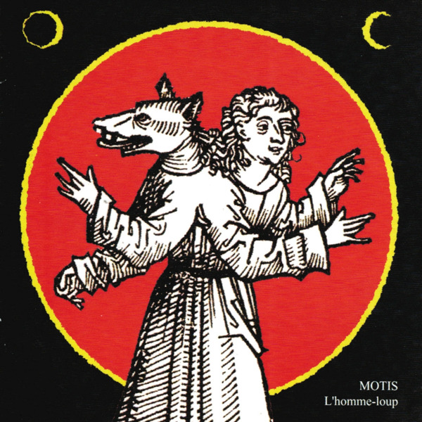 L'homme-loup Cover art