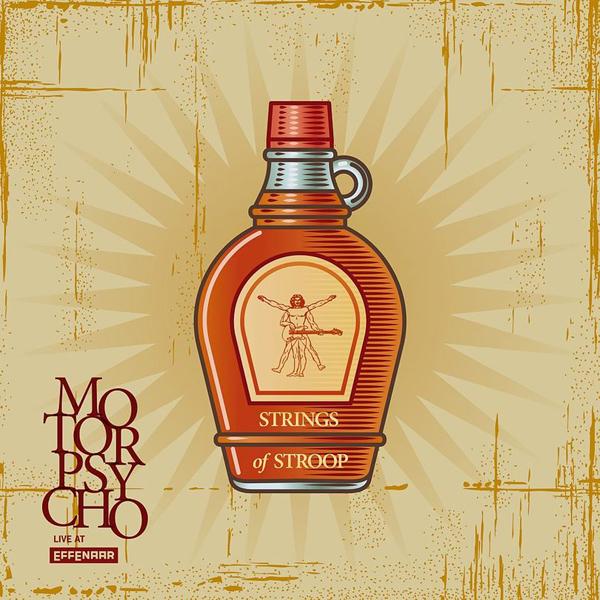 Motorpsycho — Strings of Stroop Live at Effenaar
