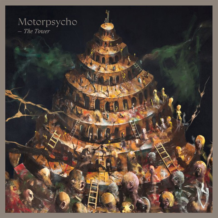 Motorpsycho — The Tower