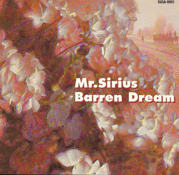 Mr Sirius — Barren Dream