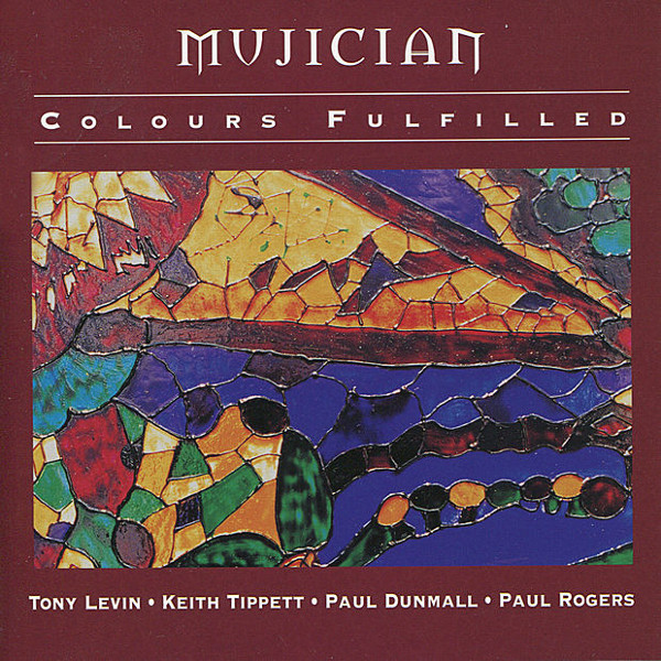 Mujician — Colours Fulfilled