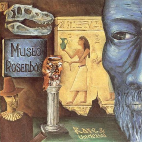 Museo Rosenbach — Rare & Unreleased
