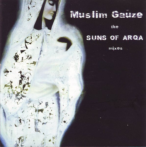 The Suns of Arqa Mixes Cover art