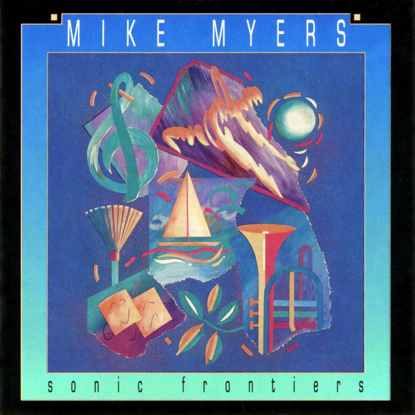 Mike Myers — Sonic Frontiers