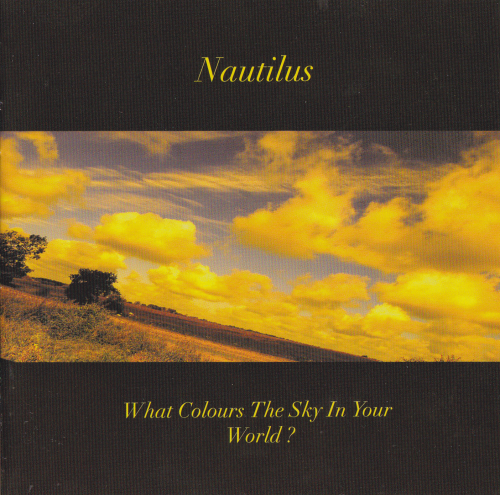 Nautilus — What Colours the Sky in Your World?