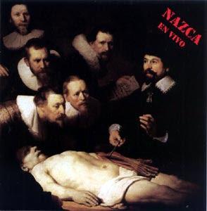 Nazca — En Vivo