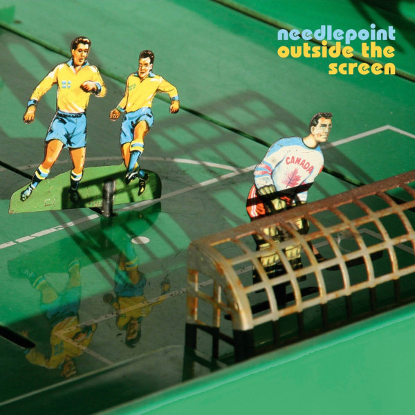 Needlepoint — Outside the Screen