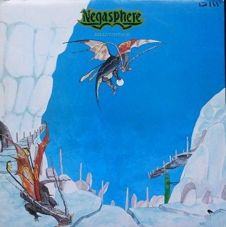 Negasphere — Disadvantage