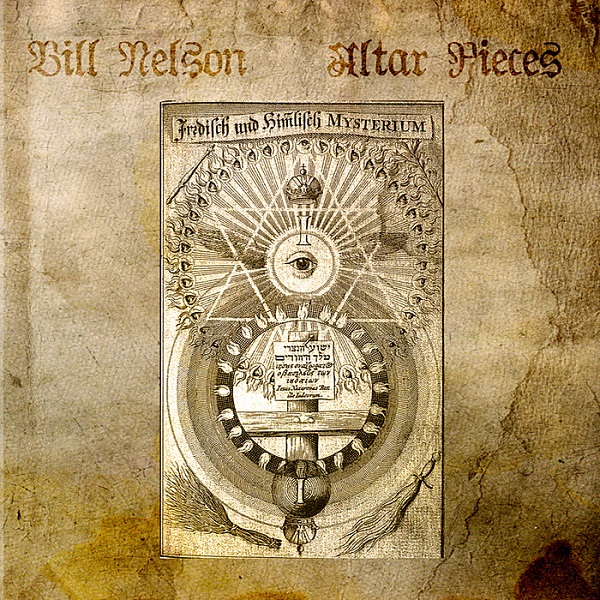 Bill Nelson — Altar Pieces