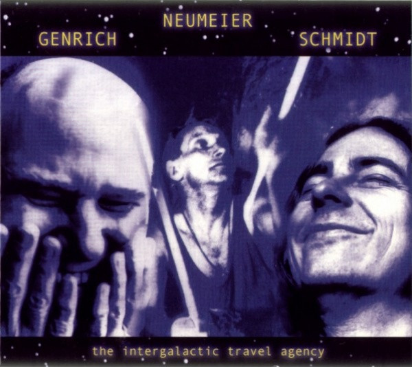 Neumeier / Genrich / Schmidt — The Intergalactic Travel Agency