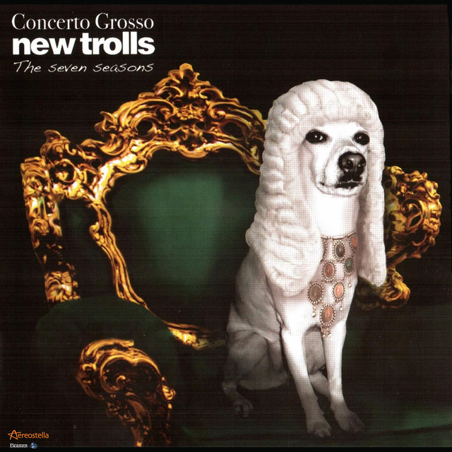 New Trolls — Concerto Grosso - The Seven Seasons