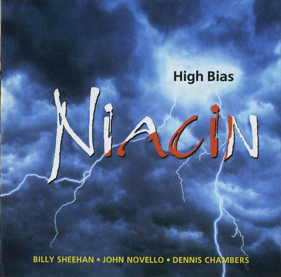 High Bias Cover art