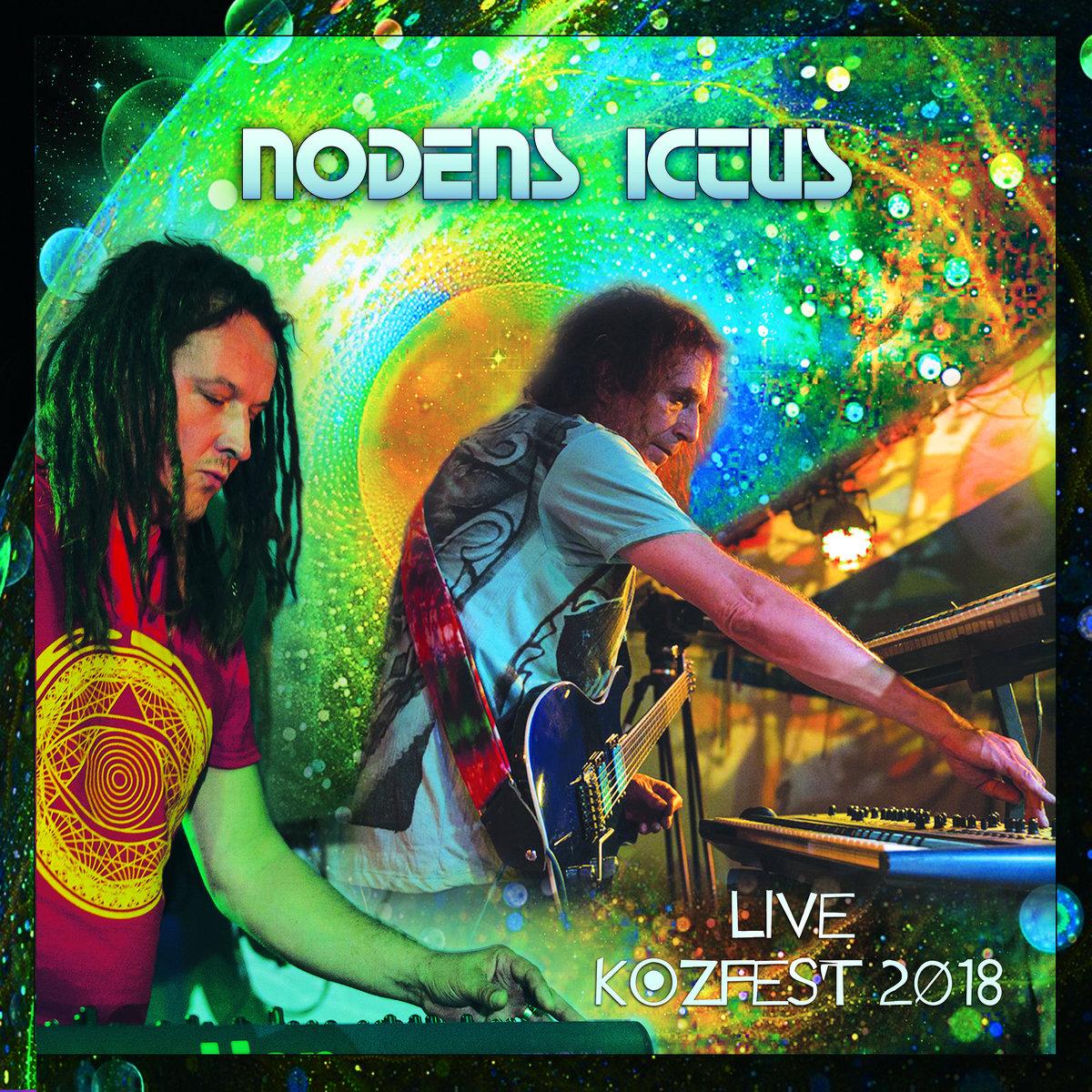 Live Kozfest 2018 Cover art