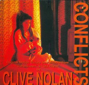 Clive Nolan — Conflicts