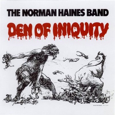 The Norman Haines Band — Den of Iniquity