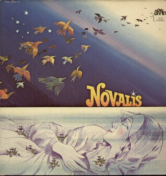 Novalis Cover art