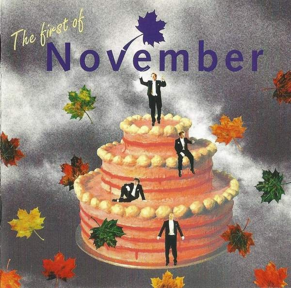 The First of November Cover art